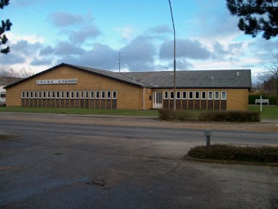 Taekwondoklubben Chung-Uns træningslokaler