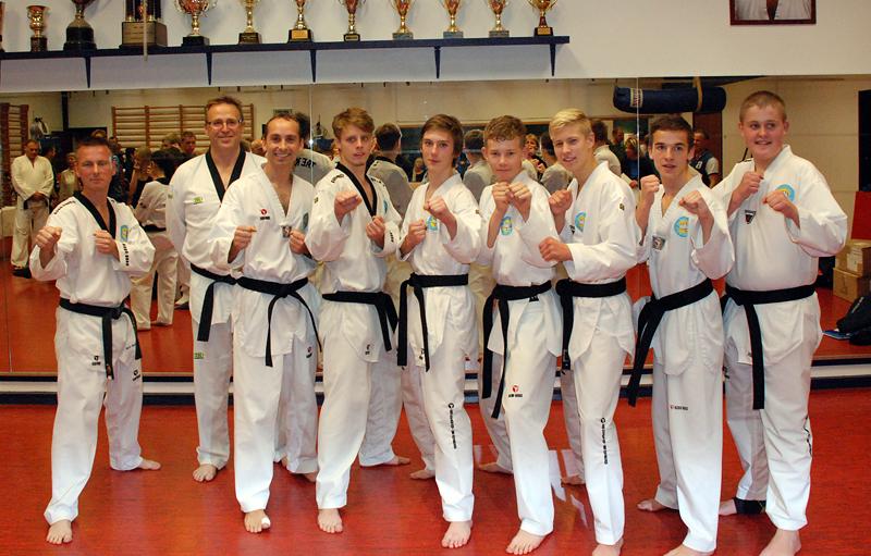 taekwondo ballerup