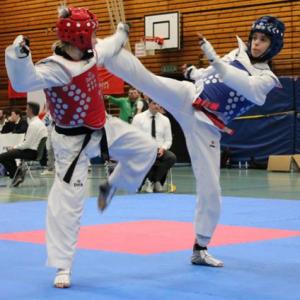 Maria Kaltenkirchen Chung Un taekwondo width=